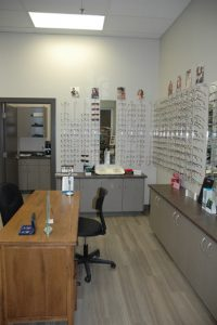 Selection of Eyeglasses in Cranbrook, BC